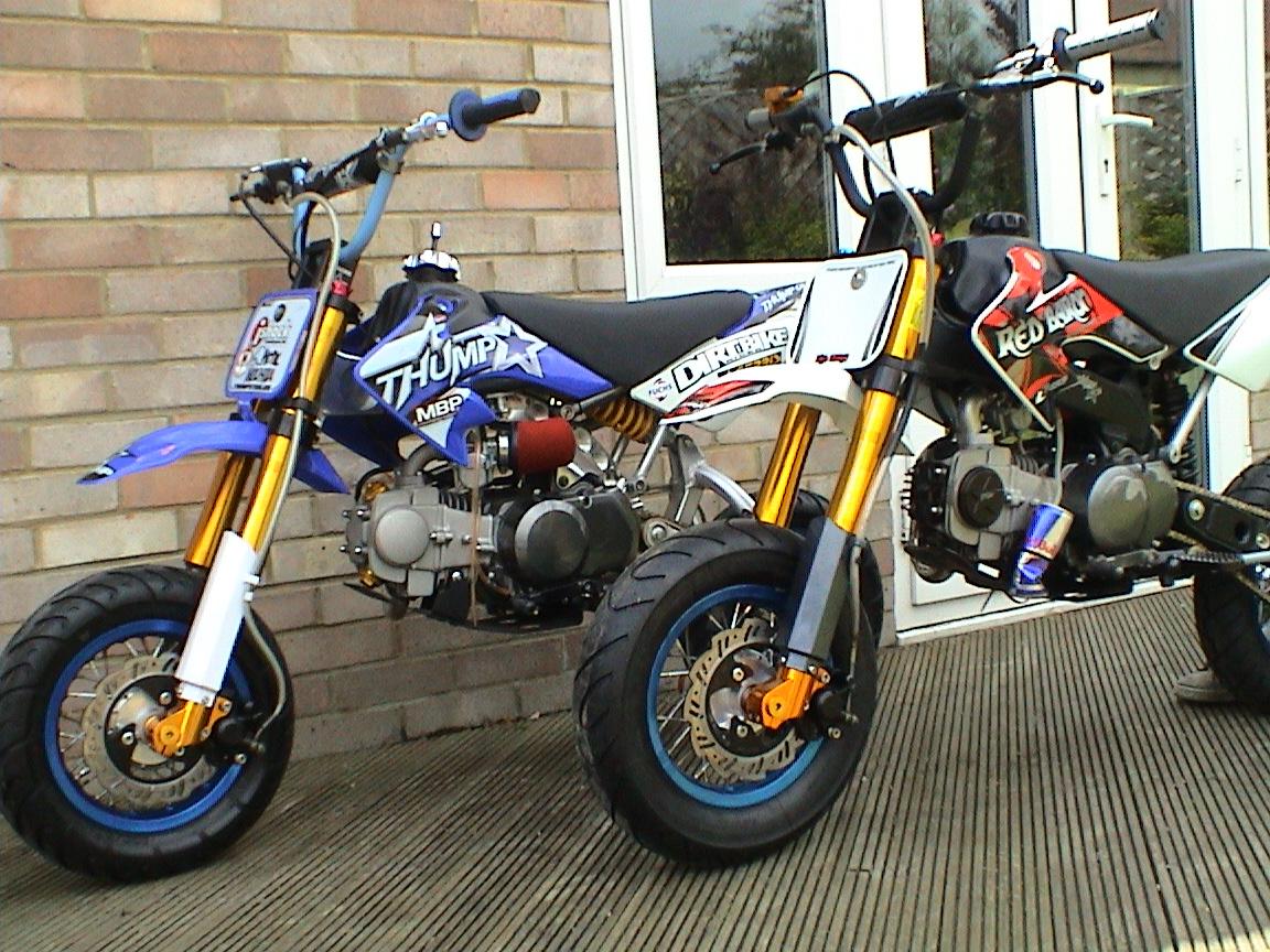 Ebay Pit Bikes For Sale Shop eBay thumpstar pit bikes