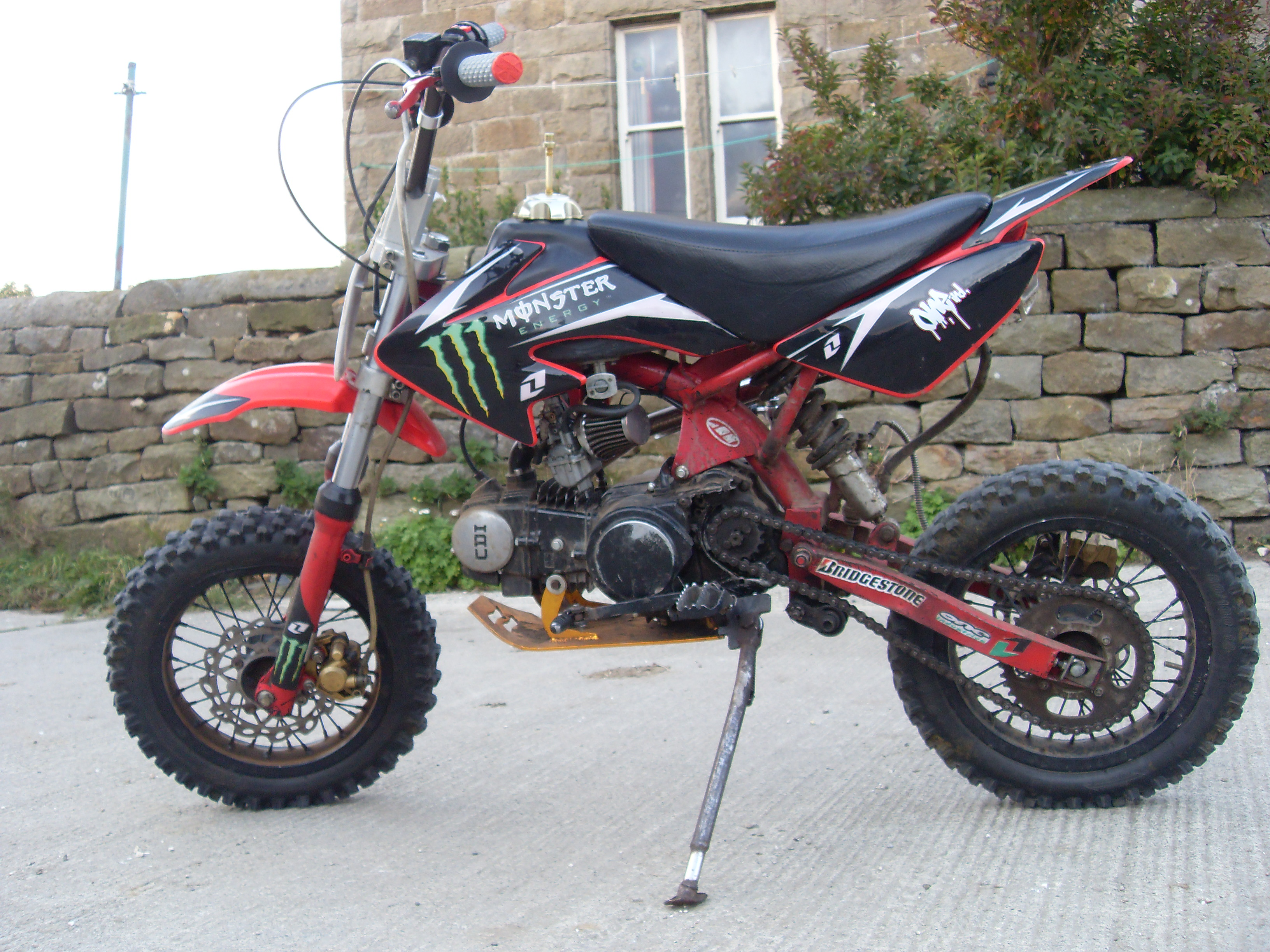 orion 125cc pit bike owners manual